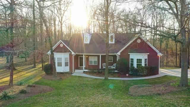 181 Etsel Lane, Braselton, GA 30517 (MLS #6840168) :: Tonda Booker Real Estate Sales
