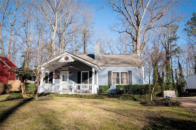 1392 Catherine Street, Decatur, GA 30030 (MLS #6840264) :: KELLY+CO