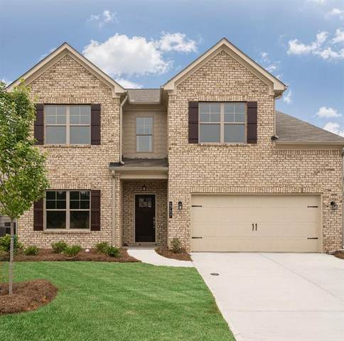 425 Crestbrook Lane #90, Dallas, GA 30157 (MLS #6840267) :: Path & Post Real Estate