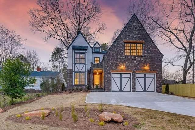 1146 United Avenue SE, Atlanta, GA 30316 (MLS #6840272) :: Path & Post Real Estate