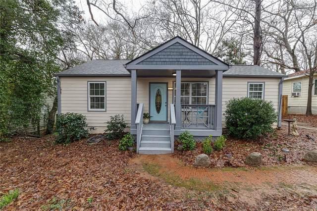 659 Parker Avenue, Decatur, GA 30032 (MLS #6840297) :: RE/MAX Prestige