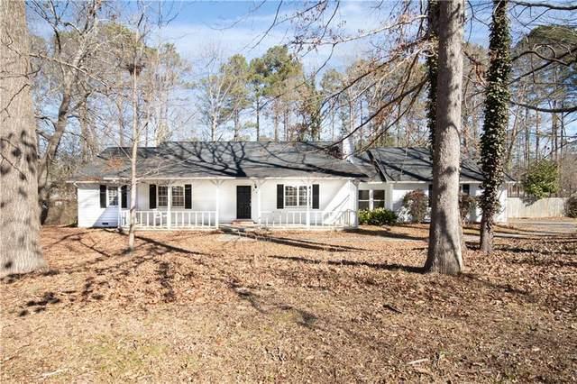 170 Sugarland Trail, Fayetteville, GA 30214 (MLS #6840302) :: Tonda Booker Real Estate Sales