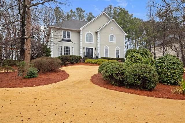 490 Saddlebrook Drive, Roswell, GA 30075 (MLS #6840333) :: North Atlanta Home Team