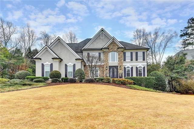 9955 High Falls Pointe, Alpharetta, GA 30022 (MLS #6840362) :: Tonda Booker Real Estate Sales