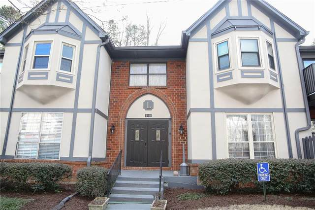 6851 Roswell Road L7, Sandy Springs, GA 30328 (MLS #6840375) :: Path & Post Real Estate