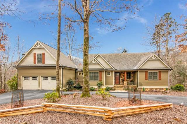 268 Willow Drive, Big Canoe, GA 30143 (MLS #6840475) :: The Butler/Swayne Team