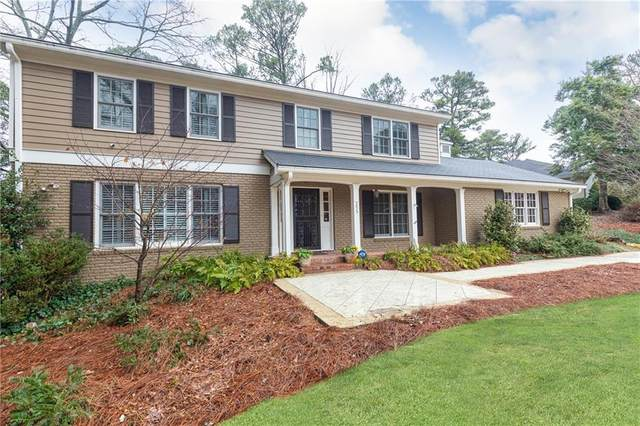 255 Lake Forrest Lane NE, Atlanta, GA 30342 (MLS #6840477) :: KELLY+CO