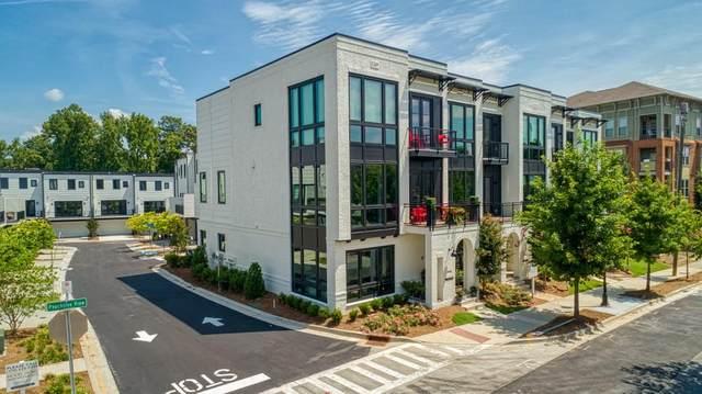 1271 Appleden Trace #3, Brookhaven, GA 30319 (MLS #6840492) :: Tonda Booker Real Estate Sales