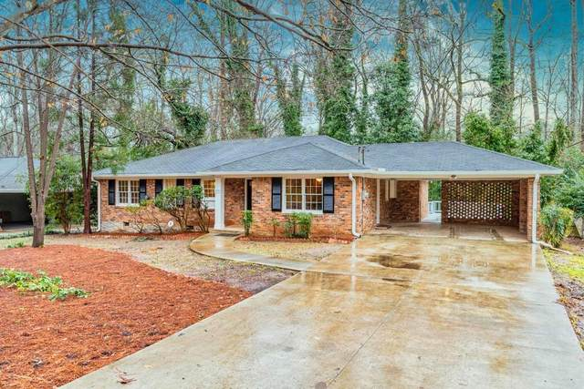 2109 Spring Creek Road, Decatur, GA 30033 (MLS #6840530) :: The Zac Team @ RE/MAX Metro Atlanta