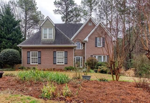 804 Springdale Crossing, Woodstock, GA 30189 (MLS #6840532) :: Scott Fine Homes at Keller Williams First Atlanta