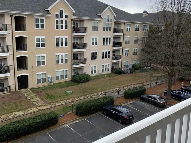 4333 Dunwoody Park Drive #3305, Dunwoody, GA 30338 (MLS #6840545) :: Path & Post Real Estate
