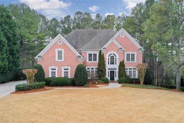 1315 Portmarnock Drive, Alpharetta, GA 30005 (MLS #6840565) :: Tonda Booker Real Estate Sales