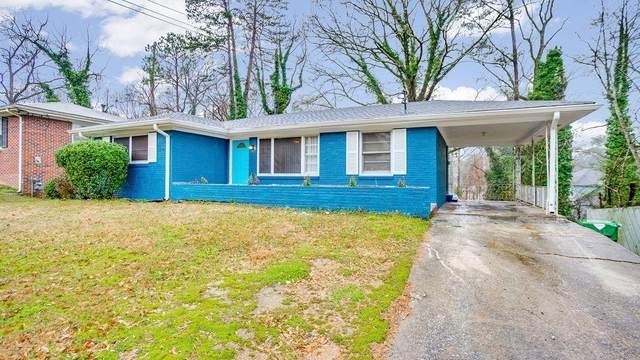 142 Oakcliff Court NW, Atlanta, GA 30331 (MLS #6840572) :: Path & Post Real Estate