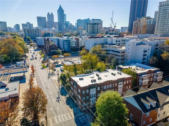 690 Piedmont Avenue NE #17, Atlanta, GA 30308 (MLS #6840584) :: The Cowan Connection Team