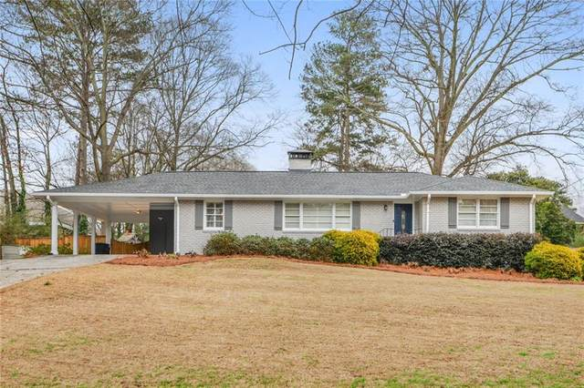 4855 Kitty Hawk Drive, Sandy Springs, GA 30342 (MLS #6840606) :: KELLY+CO