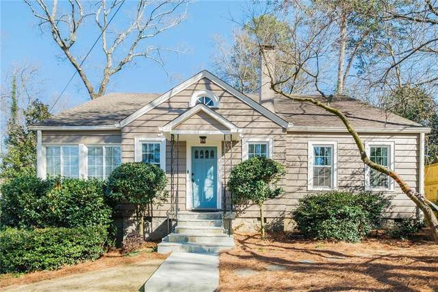 117 Chelsea Drive, Decatur, GA 30030 (MLS #6840615) :: Path & Post Real Estate
