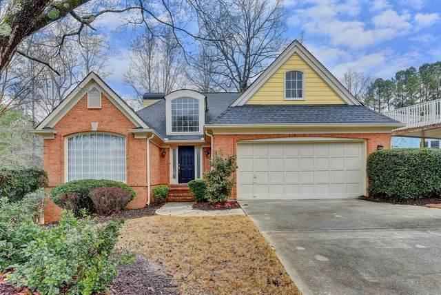 6160 Harbour Overlook, Alpharetta, GA 30005 (MLS #6840616) :: North Atlanta Home Team