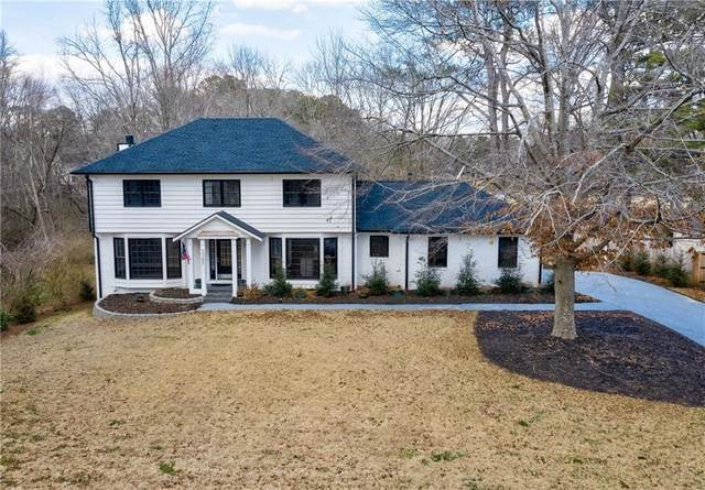 3265 Indian Hills Drive, Marietta, GA 30068 (MLS #6840621) :: AlpharettaZen Expert Home Advisors