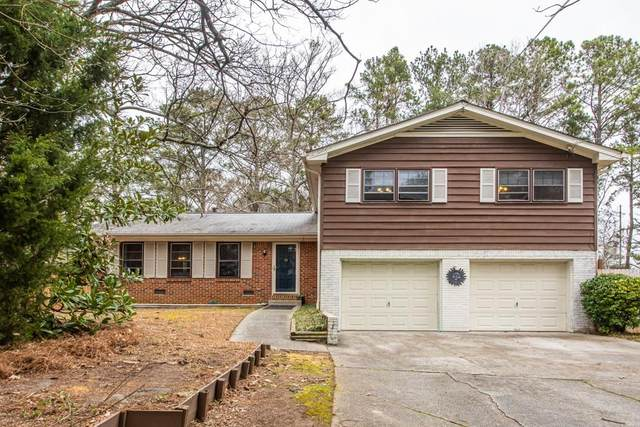 3310 Shorelake Drive, Tucker, GA 30084 (MLS #6840657) :: The Butler/Swayne Team