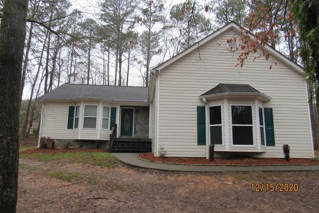 25 Melanie Lane, Newnan, GA 30265 (MLS #6840671) :: Path & Post Real Estate