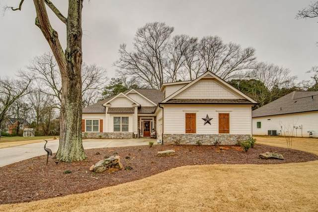 2506 Old Lost Mountain Road, Powder Springs, GA 30127 (MLS #6840677) :: Path & Post Real Estate
