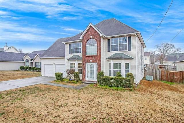 6162 Lamp Post Place, Atlanta, GA 30349 (MLS #6840702) :: Path & Post Real Estate