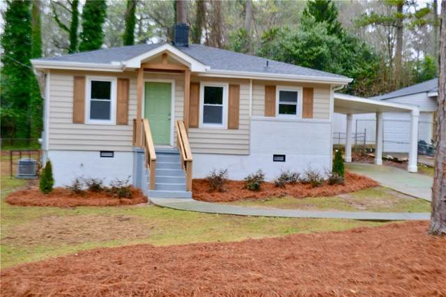 2914 Lowrance Drive, Decatur, GA 30033 (MLS #6840751) :: North Atlanta Home Team