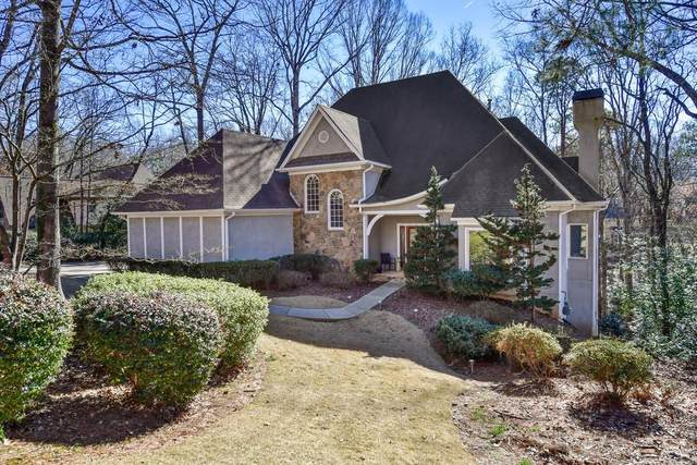 205 Grogans Landing, Sandy Springs, GA 30350 (MLS #6840755) :: Tonda Booker Real Estate Sales