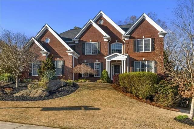 3334 Forestwood Drive, Suwanee, GA 30024 (MLS #6840784) :: Thomas Ramon Realty