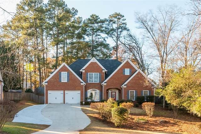 1512 Fallen Leaf Drive SW, Marietta, GA 30064 (MLS #6840797) :: The Realty Queen & Team