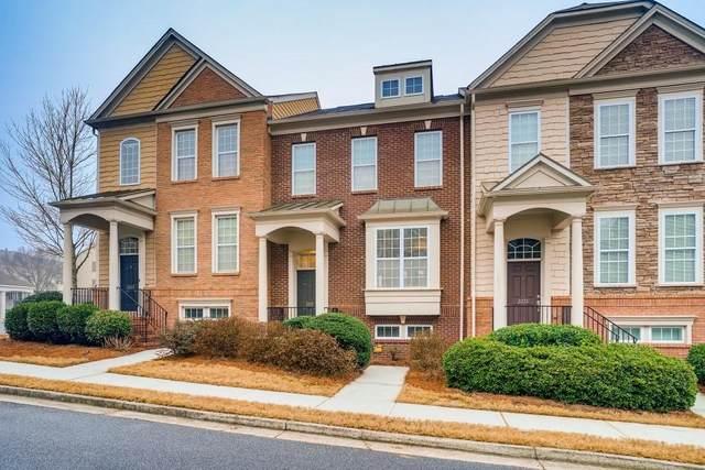 2219 Millhaven Street SE, Smyrna, GA 30080 (MLS #6840803) :: North Atlanta Home Team