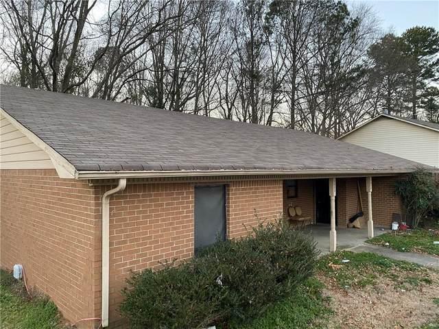 1053 Green Valley Drive NW, Conyers, GA 30012 (MLS #6840806) :: North Atlanta Home Team