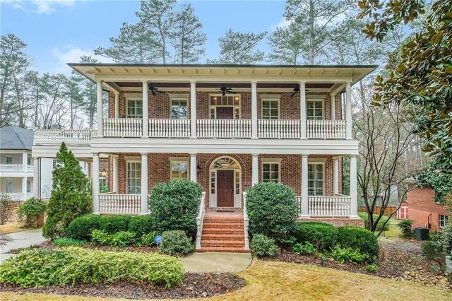 3188 Towerview Drive NE, Atlanta, GA 30324 (MLS #6840808) :: North Atlanta Home Team