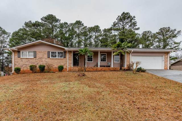 1285 Kennesaw Due West Road NW, Kennesaw, GA 30152 (MLS #6840823) :: The Realty Queen & Team