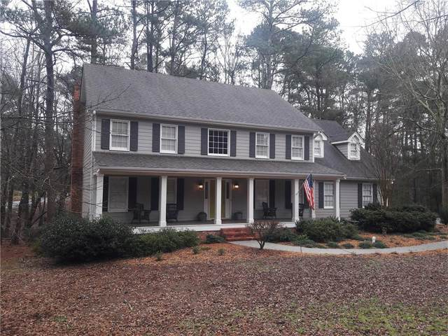 1240 Centenary Ridge, Snellville, GA 30078 (MLS #6840824) :: KELLY+CO