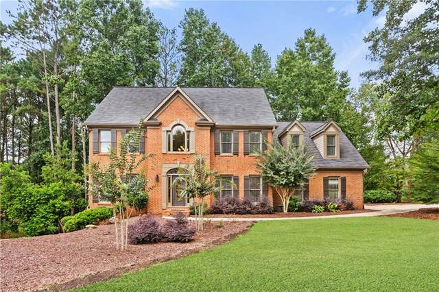 401 Jessica Lane, Woodstock, GA 30188 (MLS #6840841) :: The Realty Queen & Team