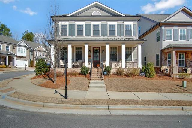 1181 Hannaford Lane, Johns Creek, GA 30097 (MLS #6840861) :: The Realty Queen & Team
