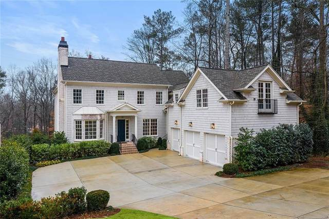 1116 Moores Mill Road NW, Atlanta, GA 30327 (MLS #6840875) :: North Atlanta Home Team