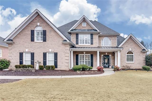 611 Peach Place, Loganville, GA 30052 (MLS #6840880) :: The Realty Queen & Team