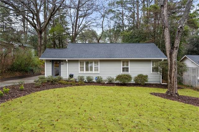 660 Scott Circle, Decatur, GA 30033 (MLS #6840888) :: The Zac Team @ RE/MAX Metro Atlanta