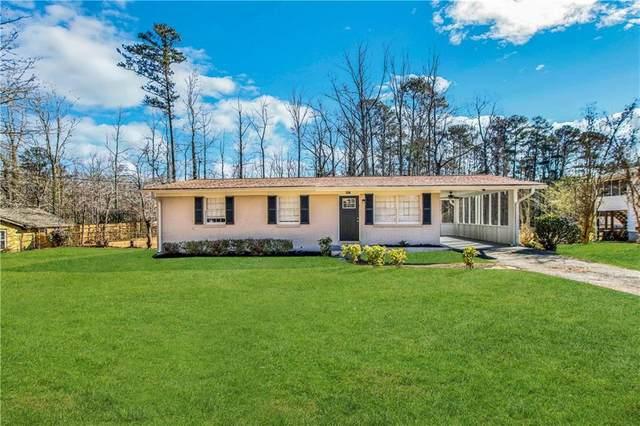 4857 Lantern Lane SW, Mableton, GA 30126 (MLS #6840890) :: Kennesaw Life Real Estate