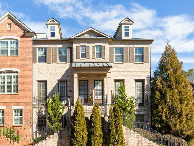 3728 Broughton Circle SE, Atlanta, GA 30339 (MLS #6840904) :: Thomas Ramon Realty