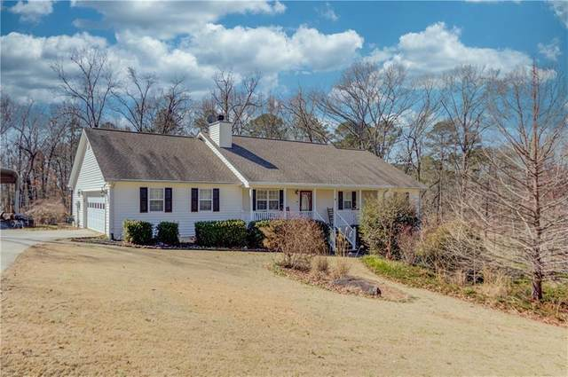 38 Academy Woods Drive, Jefferson, GA 30549 (MLS #6840909) :: Path & Post Real Estate