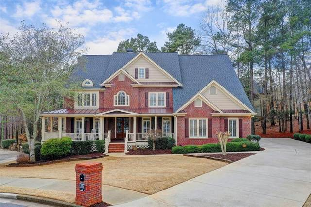 145 Hollymount Road, Alpharetta, GA 30022 (MLS #6840925) :: Scott Fine Homes at Keller Williams First Atlanta