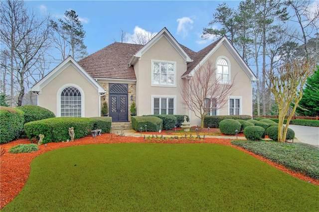 9265 Prestwick Club Drive, Johns Creek, GA 30097 (MLS #6840930) :: Tonda Booker Real Estate Sales