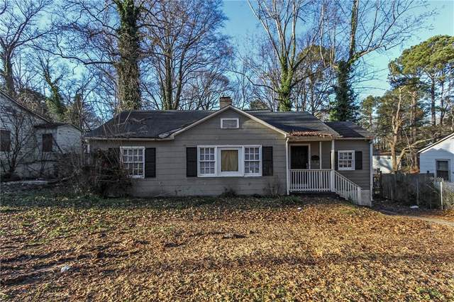 1371 Campbellton Road SW, Atlanta, GA 30310 (MLS #6840974) :: The Realty Queen & Team