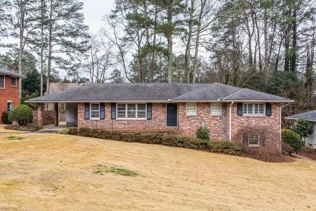 1999 Innwood Road NE, Atlanta, GA 30329 (MLS #6840980) :: Path & Post Real Estate