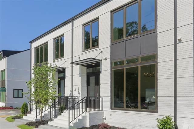 2990 Hermance Drive NE #6, Brookhaven, GA 30319 (MLS #6840981) :: Path & Post Real Estate