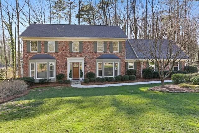 2311 Fox Hound Parkway, Marietta, GA 30062 (MLS #6840994) :: North Atlanta Home Team