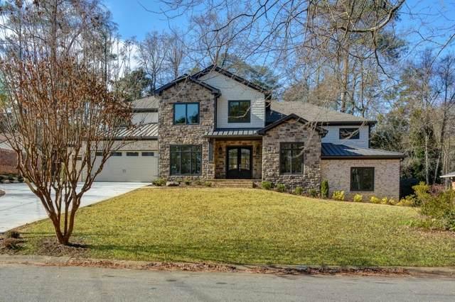 6690 Wright Road, Sandy Springs, GA 30328 (MLS #6841013) :: North Atlanta Home Team